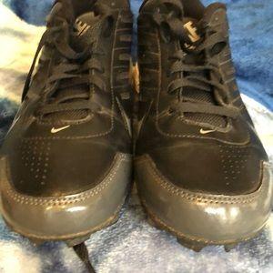 Nike Shoes - Nike Landshark football cleats
